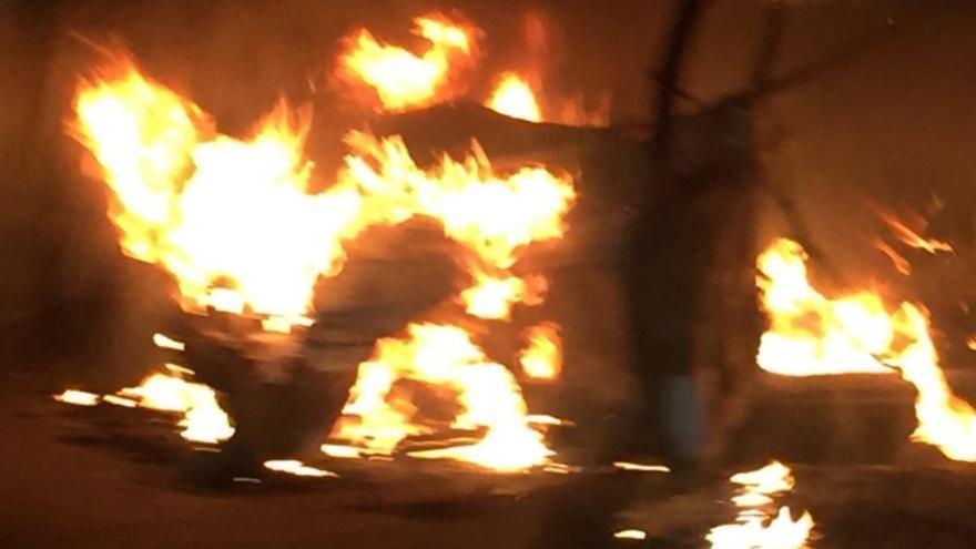 Dos morts i quatre ferits en un accident a l'autopista a Vilablareix