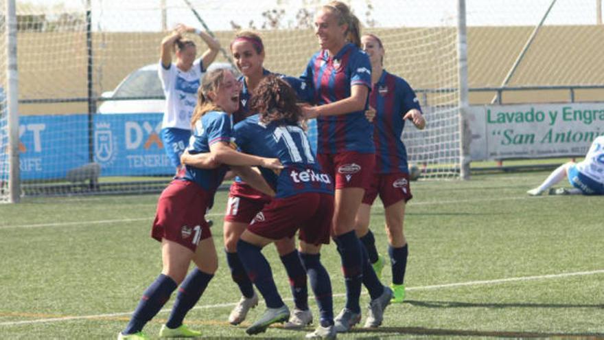 Levante UD Femenino recupera la alegría