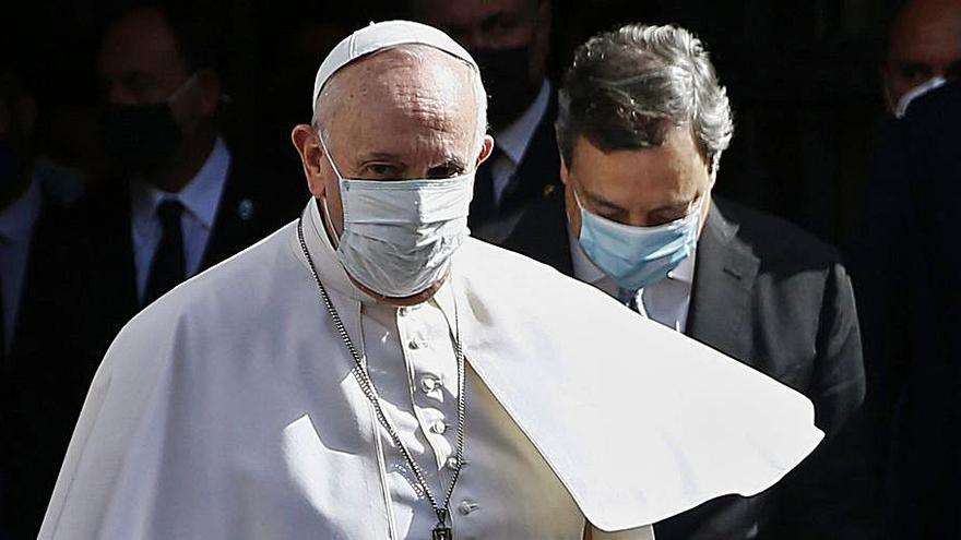 El rei Felip VI convida oficialment el Sant Pare a visitar Espanya el 2022