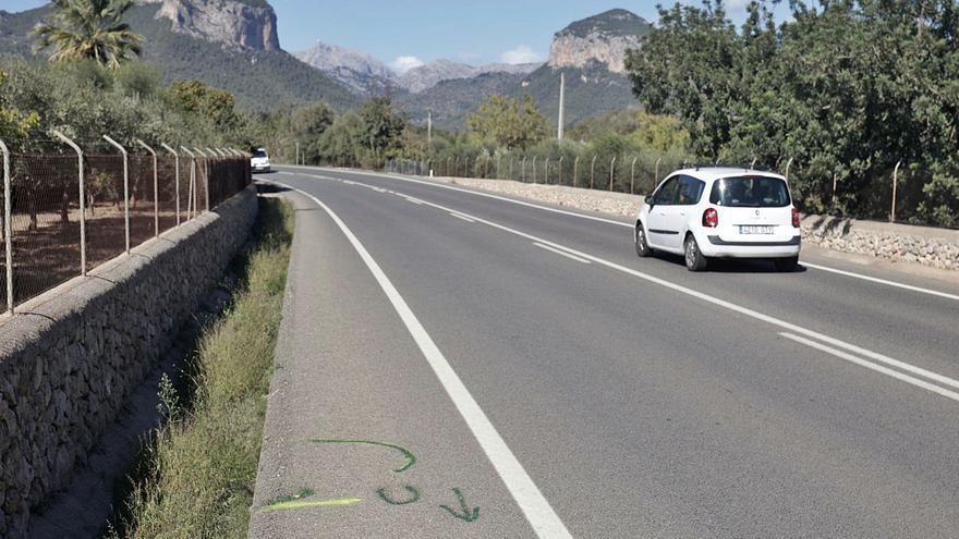 Detenido por huir tras atropellar en Alaró a un ciclista de diecisiete años que falleció