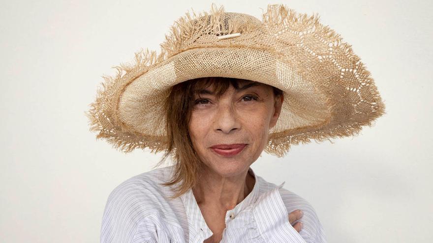 Un sombrero gallego tras la claqueta de Woody Allen
