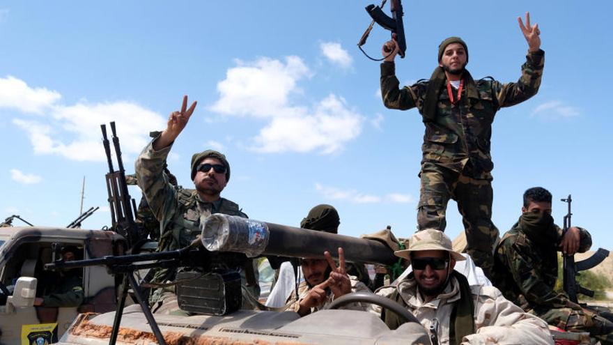 Doce claves para entender el conflicto que amenaza Trípoli