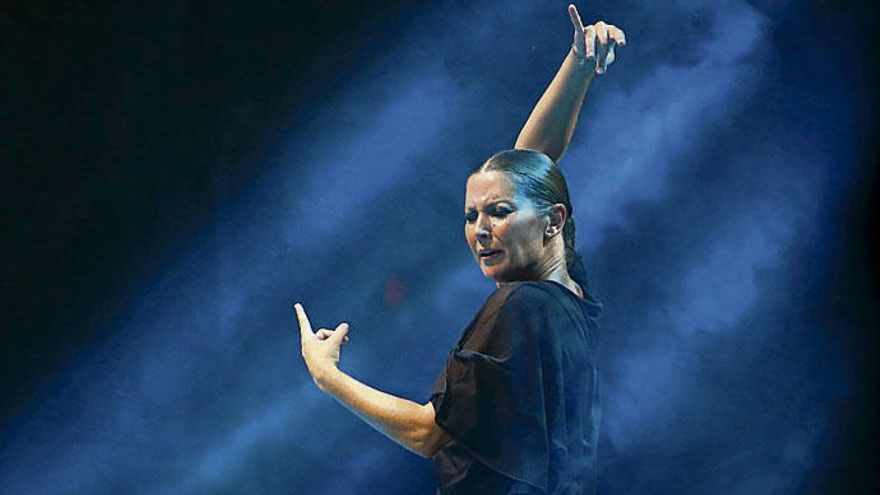 """""""El flamenco no entiende de fronteras, es un arte que se clava directamente en el corazón"""""""