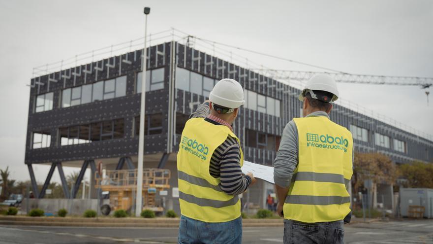 Abala Infraestructuras, comprometida con el desarrollo de Alicante y la construcción sostenible