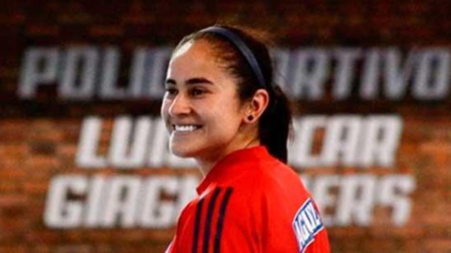 Firma a la centrocampista colombiana para todo el 2020