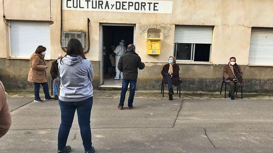 Un caso en San Cristóbal y ninguno en Arcos de la Polvorosa tras los cribados