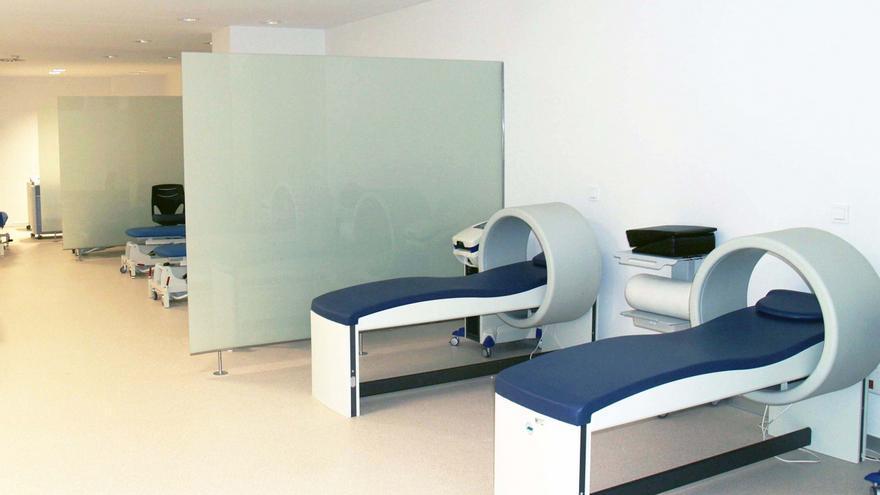 Todo a punto para abrir el nuevo hospital universitario de Salamanca