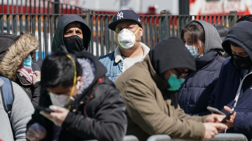 Freedom is not free: la guerra de Estados Unidos contra la pandemia