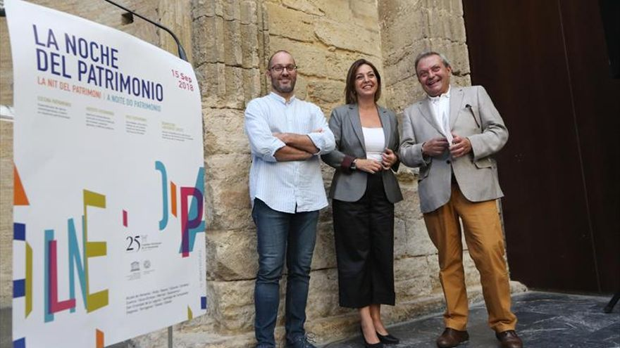 Córdoba llena de actividad sus monumentos para la Noche del Patrimonio