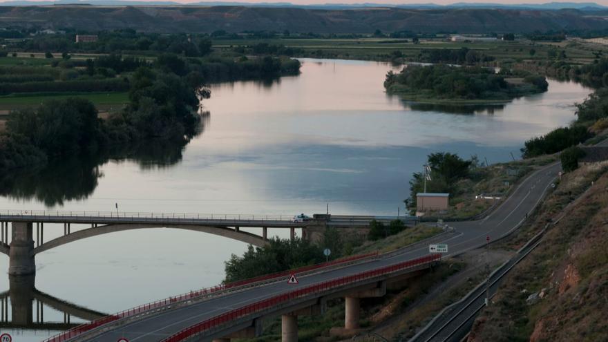 """La DGA calcula que el puente de Quinto estará reparado en """"tres o cuatro meses"""""""