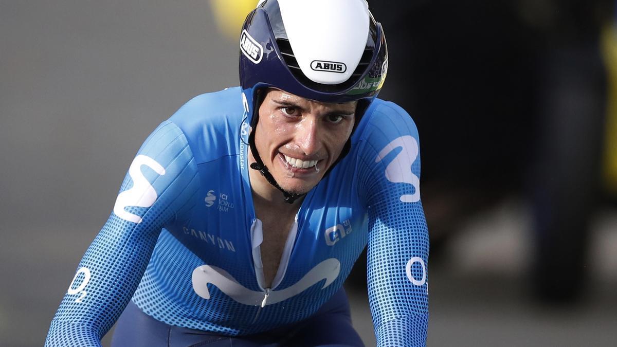 Enric Mas aspira a su primer podio en el Tour.