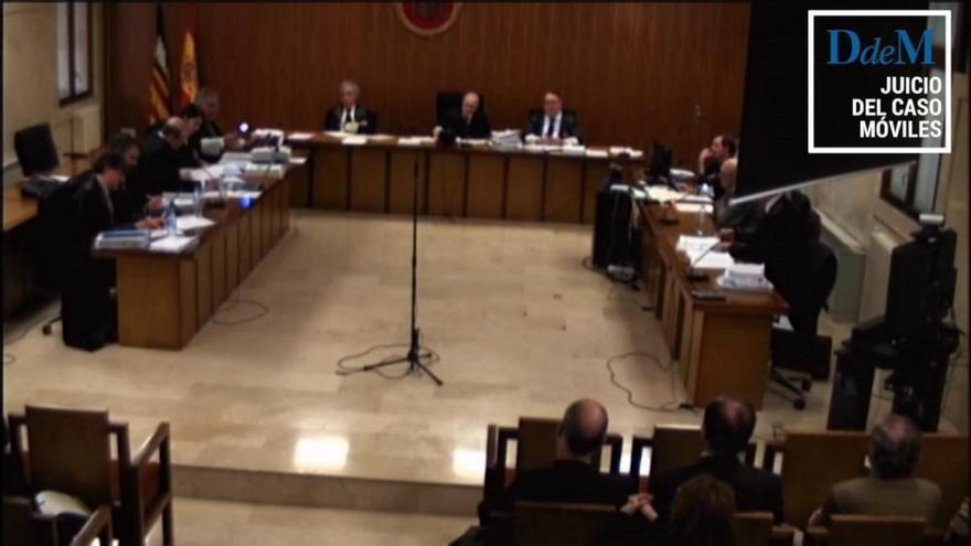 """El juez Florit, sobre la requisa de los móviles: """"Mi deber era investigar"""""""