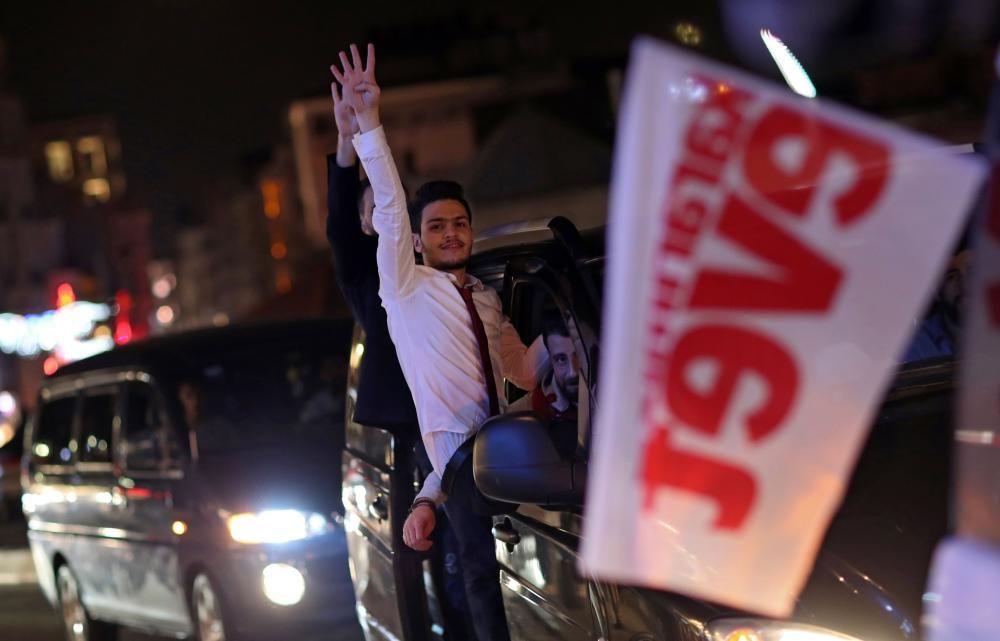 Erdogan gana el referéndun constitucional en Turquía
