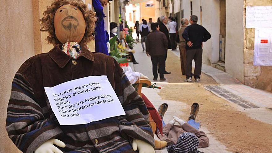 La Festa dels Nanos de Cocentaina es reconocida de Interés Turístico Local