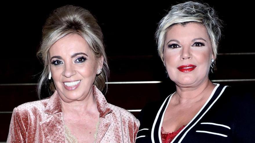 El duro momento de Terelu y Carmen Borrego tras la ruptura de María Teresa Campos