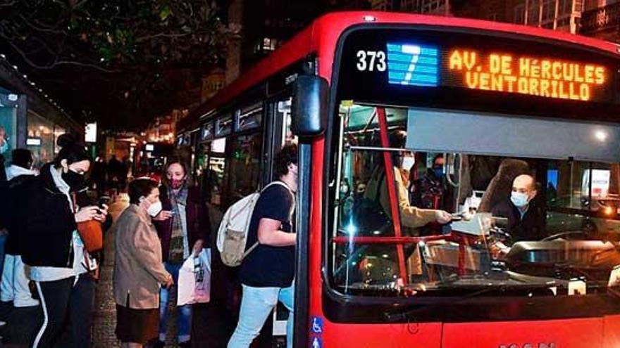 ¿Cómo evitar el contagio en el transporte público?