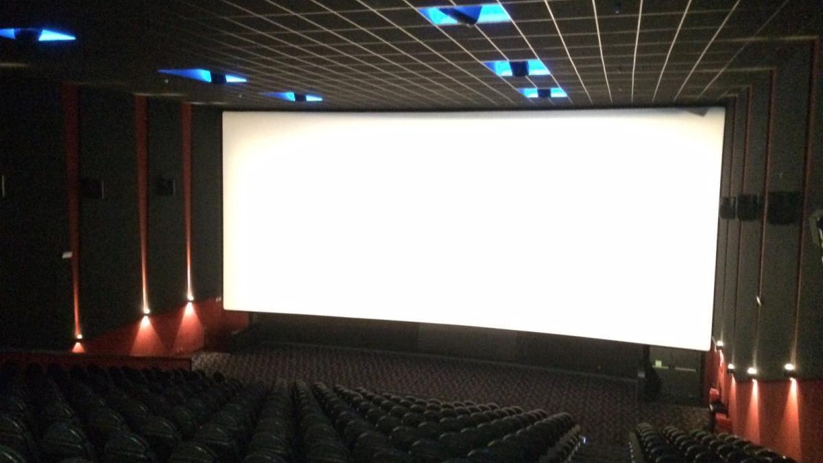Varios cines de la Región cierran temporalmente sus salas