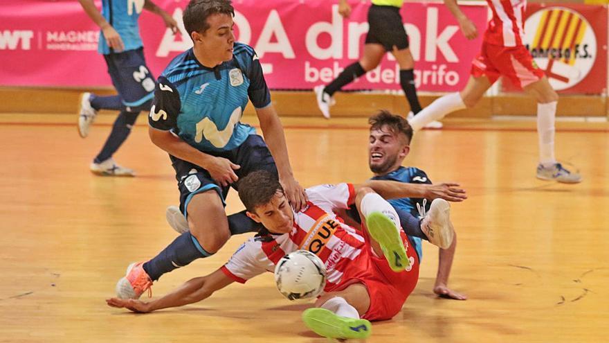 El Manresa FS reprèn el Trofeu Les Codines