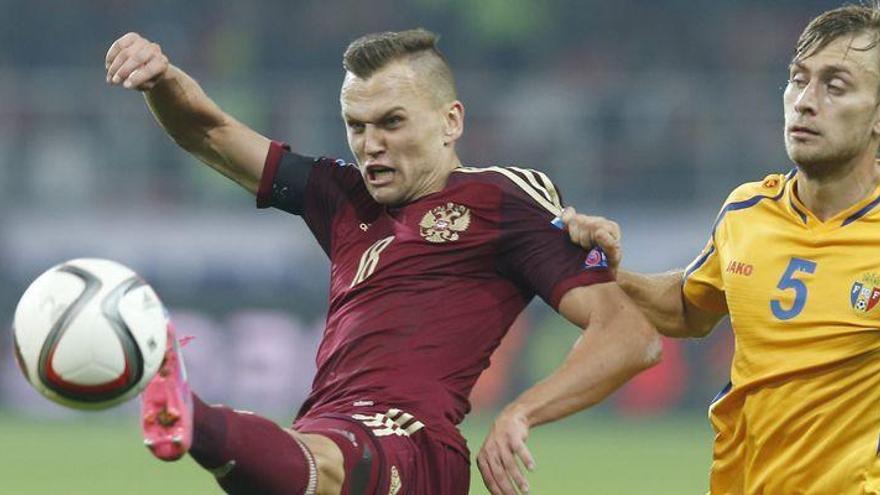 El 'groguet' Cheryshev entra en la lista definitiva de Rusia para el Mundial