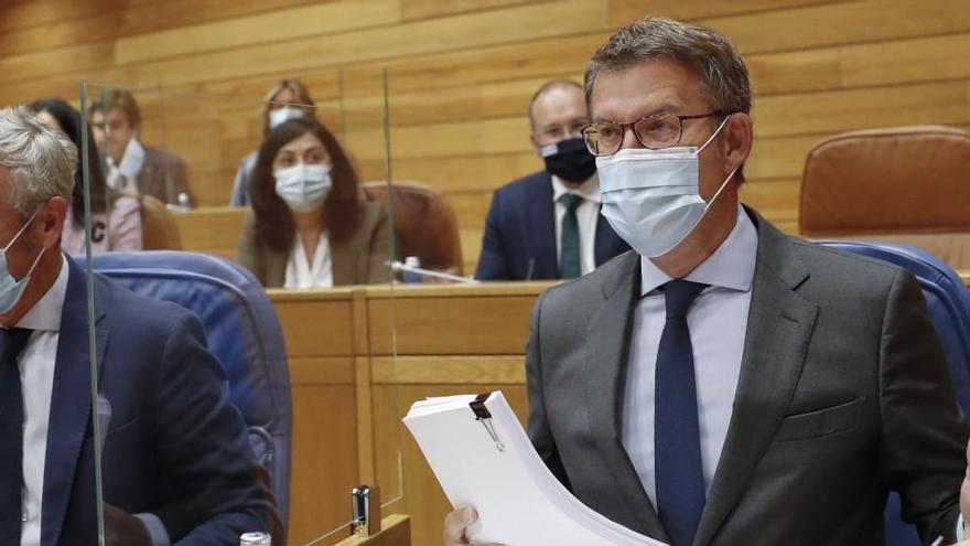 Galicia hará test masivos mediante muestras de saliva