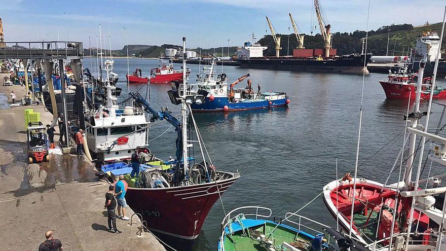 La flota asturiana se hunde: el sector pierde barcos por falta de oportunidades