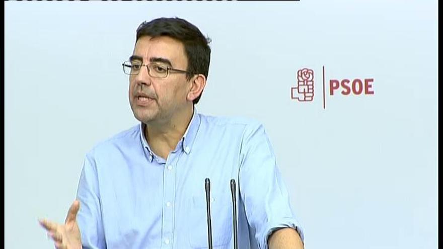 El PSOE limita el alcance de los castigos a los críticos