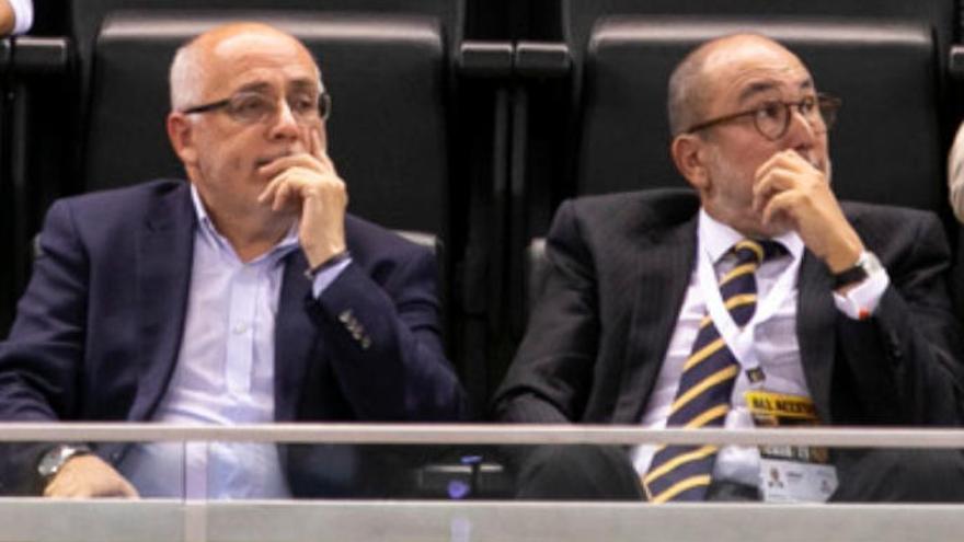 Antonio Morales respalda la continuidad de Enrique Moreno