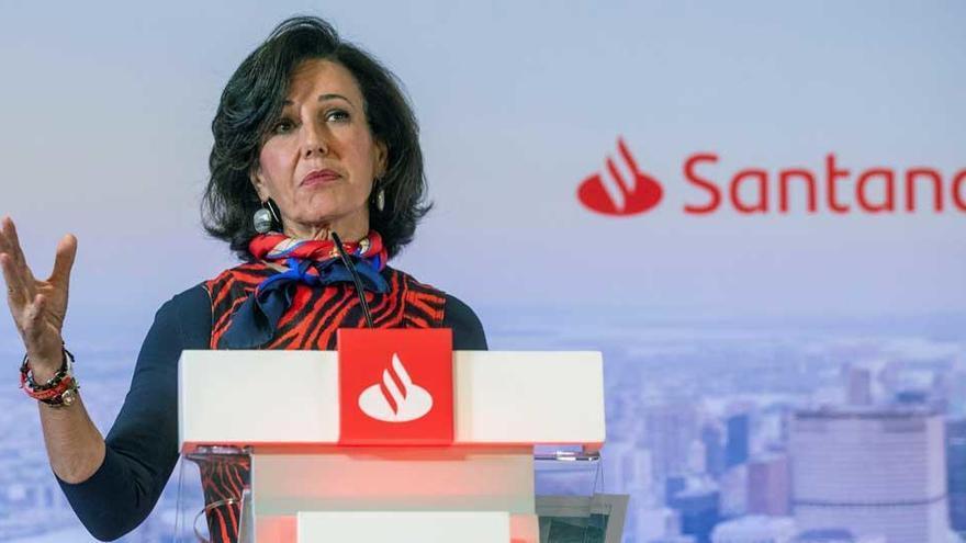 Santander amplía sus ayudas a clientes afectados por la crisis del cororonavirus