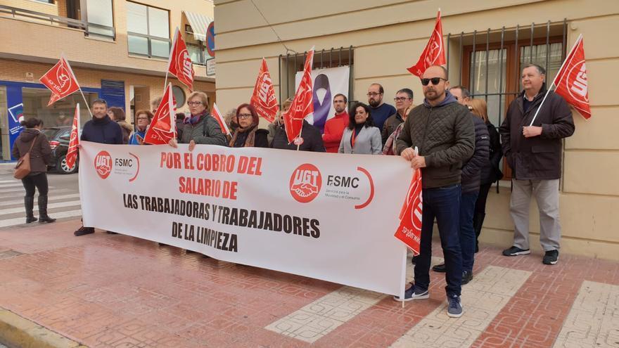 El PSOE denuncia que siguen los retrasos en el pago de las nóminas por la limpieza de edificios públicos de Mutxamel
