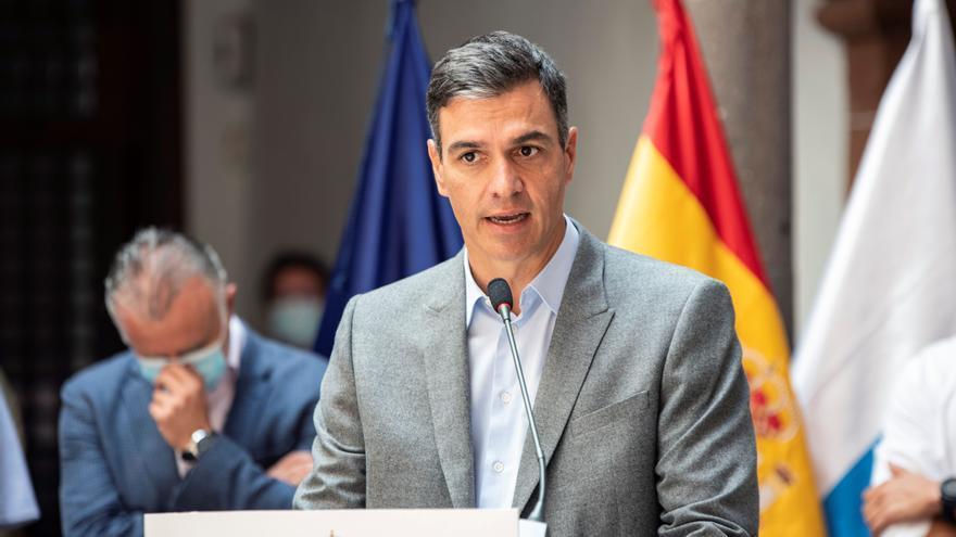 El Gobierno de España aprobará un gasto de 206 millones para la reconstrucción de La Palma