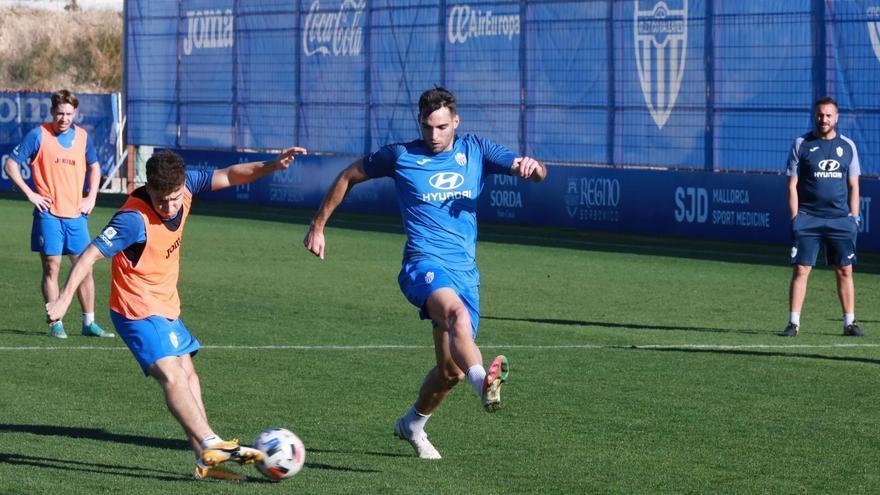 La Federación aplaza también el Atlético Baleares-Navalcarnero