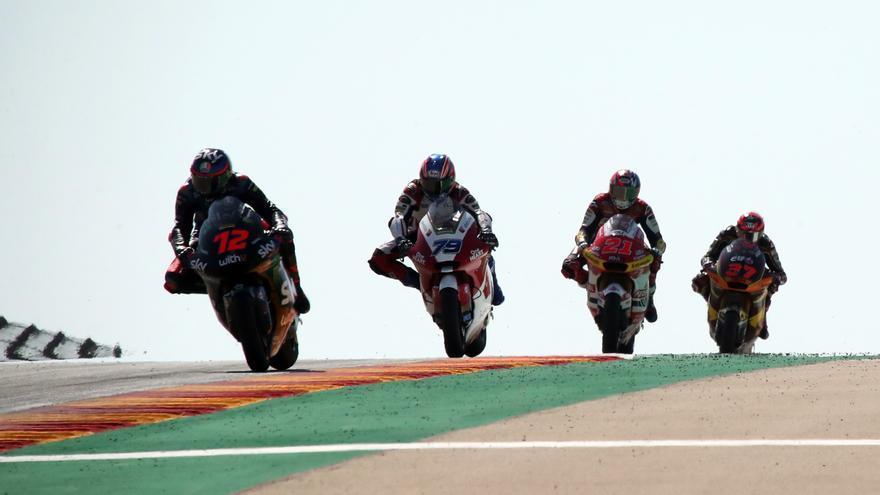 Sigue en directo la carrera en Misano de Moto2 2021