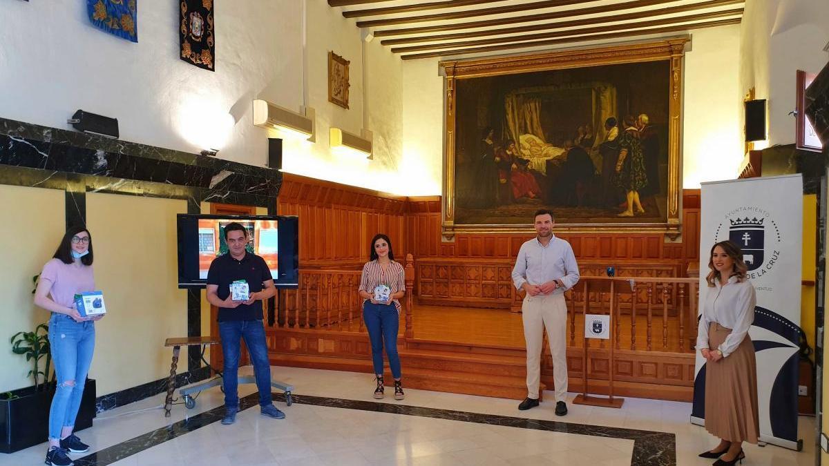 El Ayuntamiento de Caravaca entrega los premios del concurso 'Foto-Confinados'