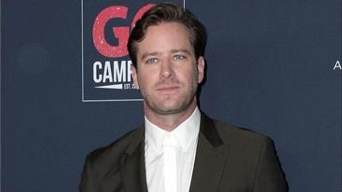 El 'caníbal sexual' Armie Hammer abandona la serie sobre 'El Padrino'