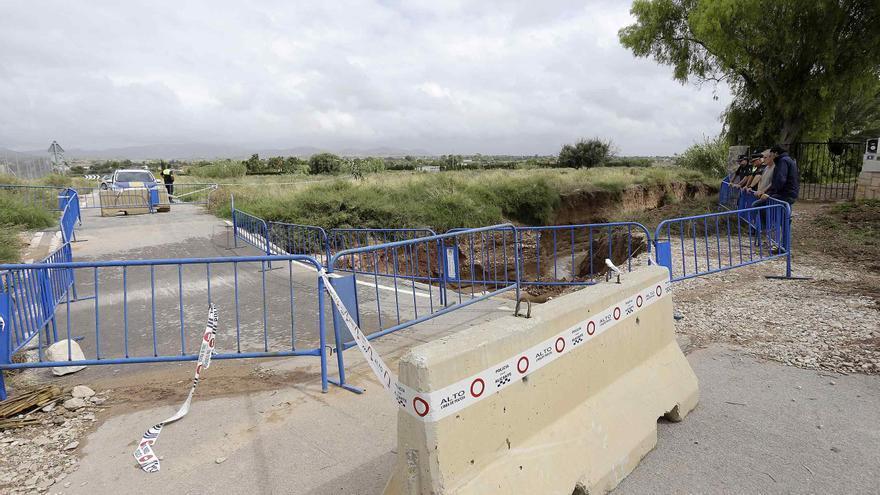La Diputación dona 57.000 euros a Crevillent para cubrir daños de la DANA
