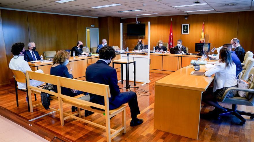El fiscal mantiene la petición de cuatro años de cárcel para el 'Pequeño Nicolás'