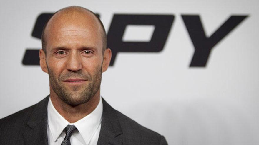 Jason Statham quiere ser el nuevo Bond