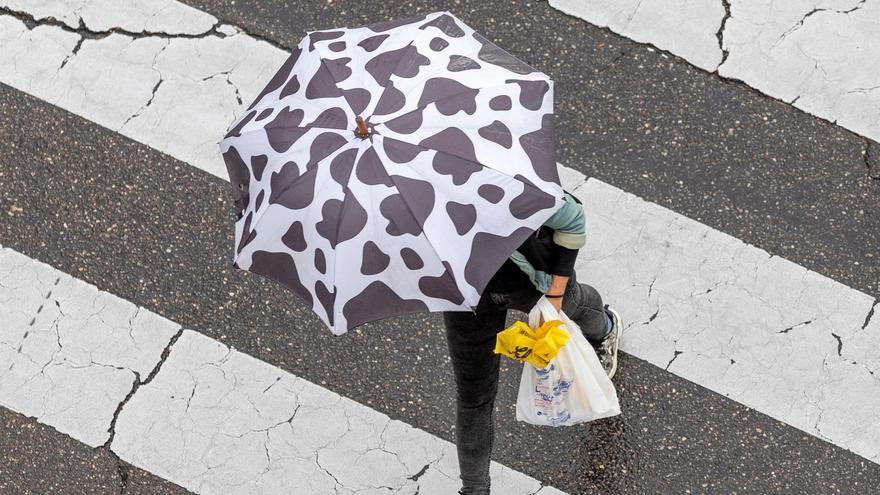 El radar meteorológico apunta a una nueva jornada de lluvias en Castellón