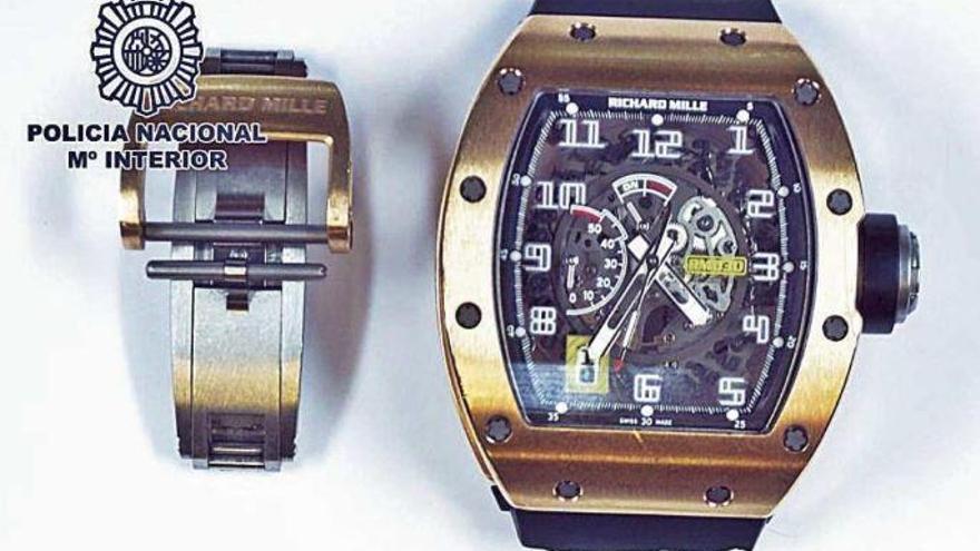 Rolexbande raubt Uhr im Wert von knapp 1,1 Millionen Euro
