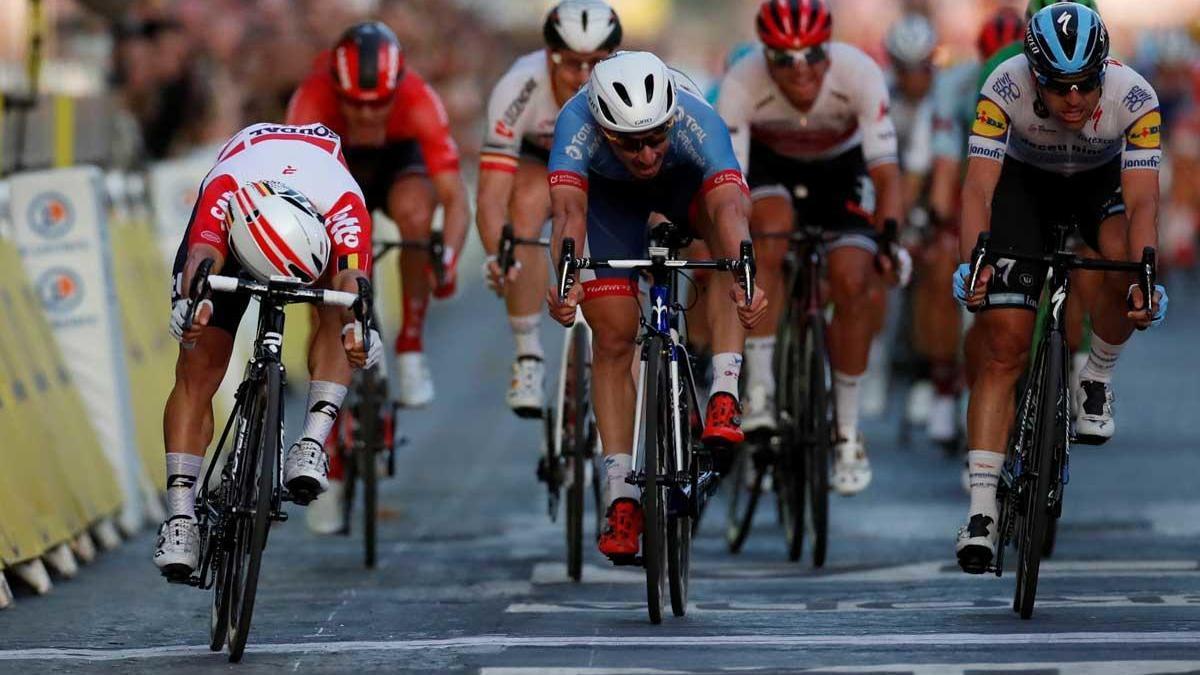 Sigue el Tour de Francia 2020 en directo.