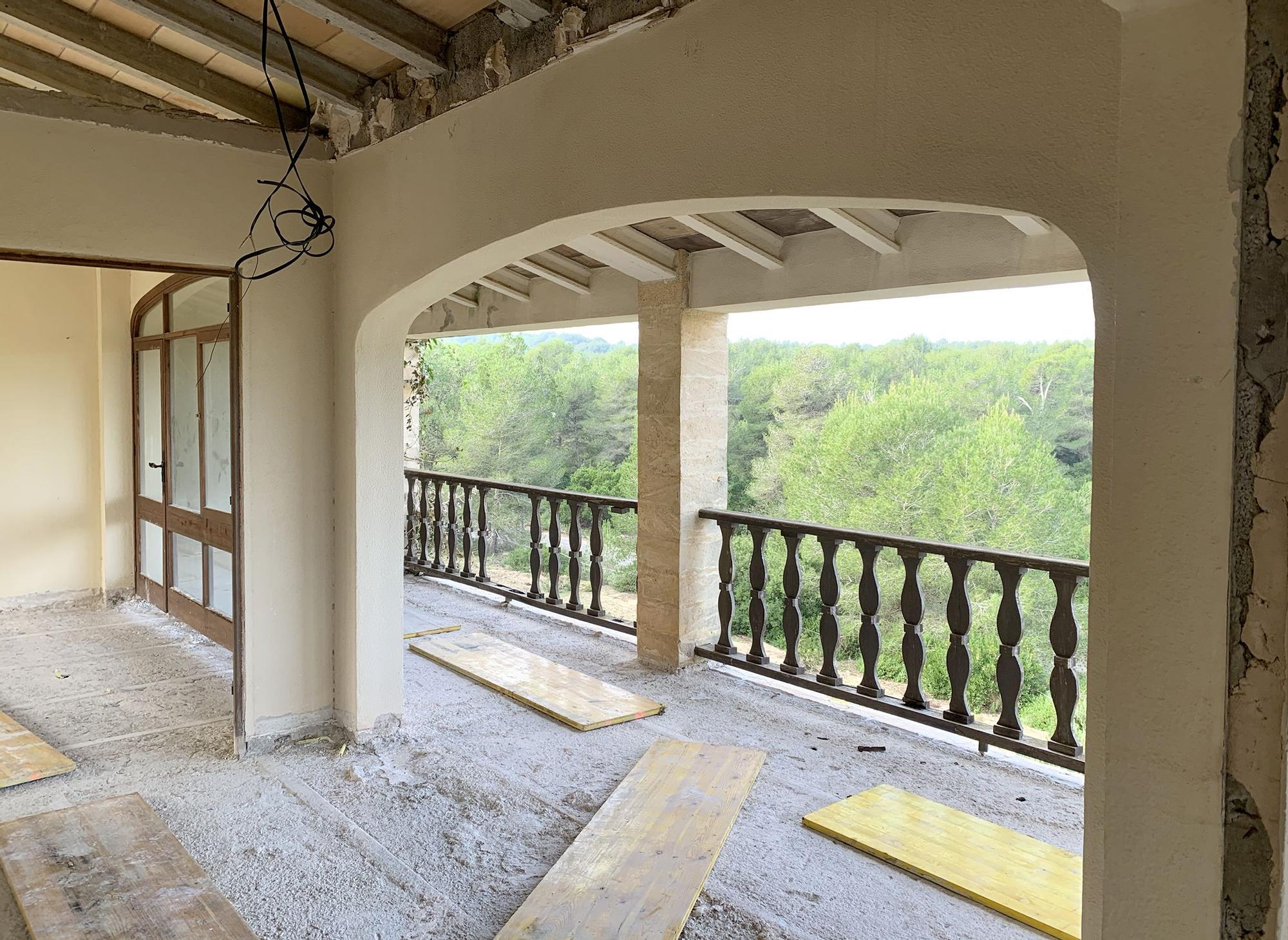 Isla Ravenna: 50 años del fracaso de la ciudad balneario en sa Canova de Artà