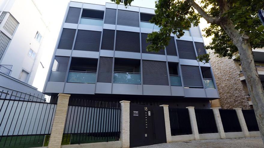 A la venta por 575.000 euros uno de los pisos premiados esta semana con el García Mercadal