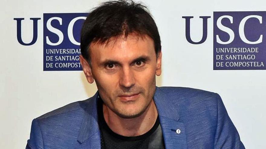 El físico y divulgador científico Jorge Mira.   | // USC