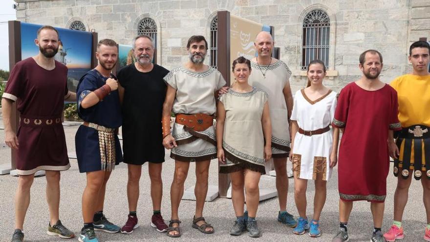 Carthagineses y Romanos: el fuego sagrado llega desde Cabo de Palos