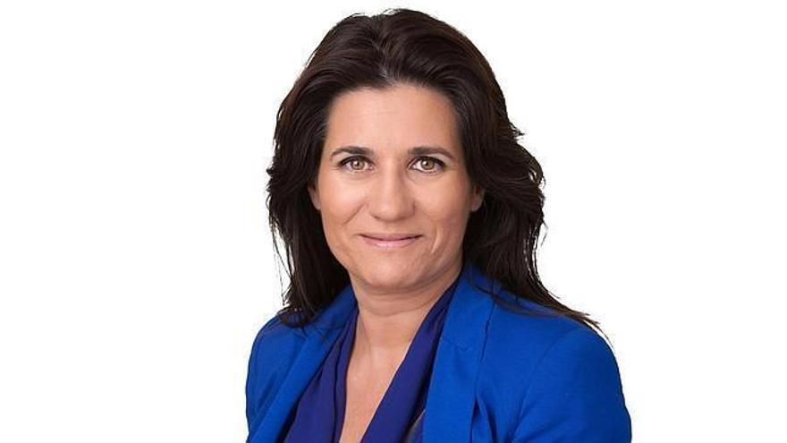 Gemma Calvet parla sobre el poder en femení a Figueres