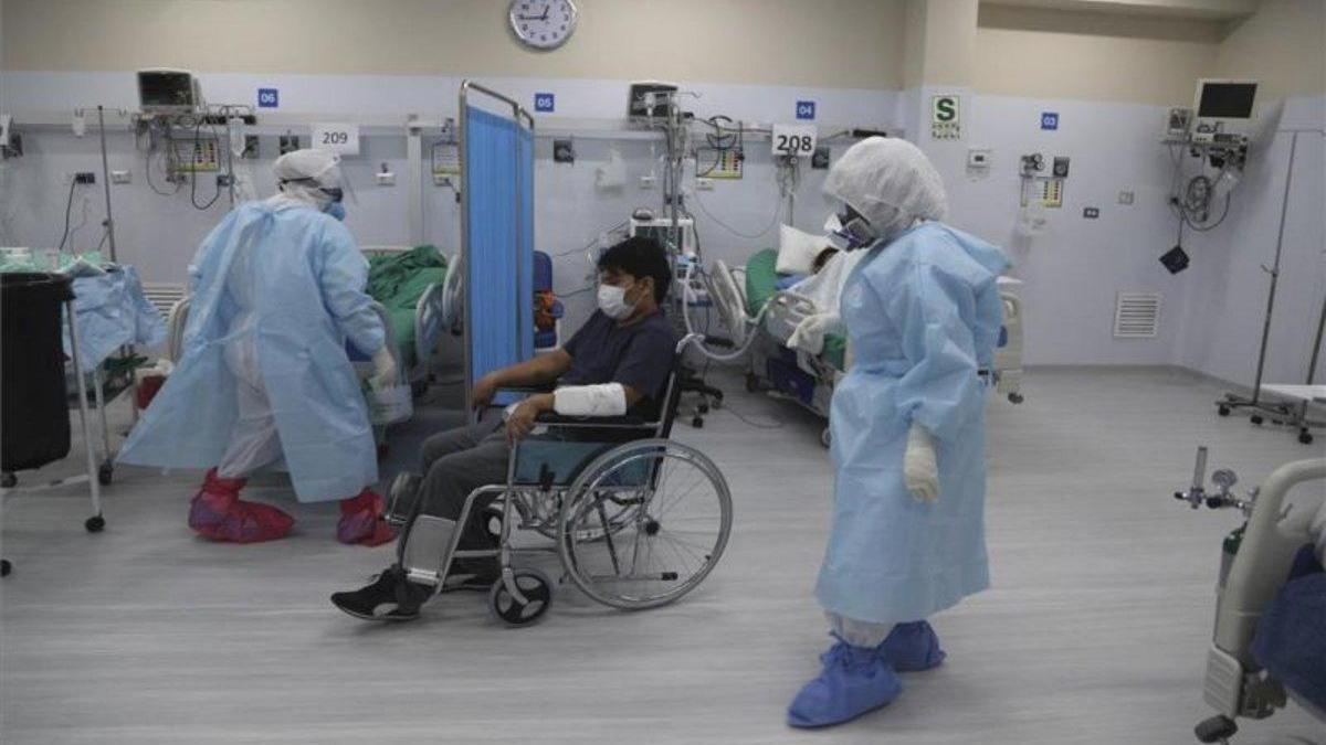 Perú es el quinto país del mundo con más muertes por covid-19