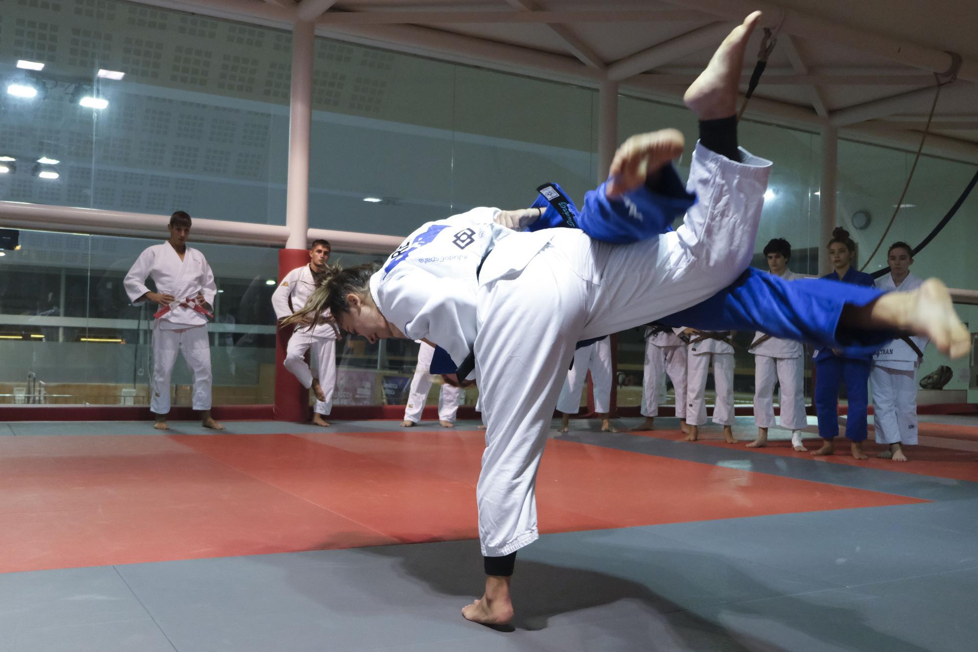 Mostra del Centre de Tecnificació de Judo del Bages
