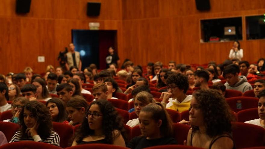 Los jóvenes se acercan a otra forma de entender el mundo a través del cine
