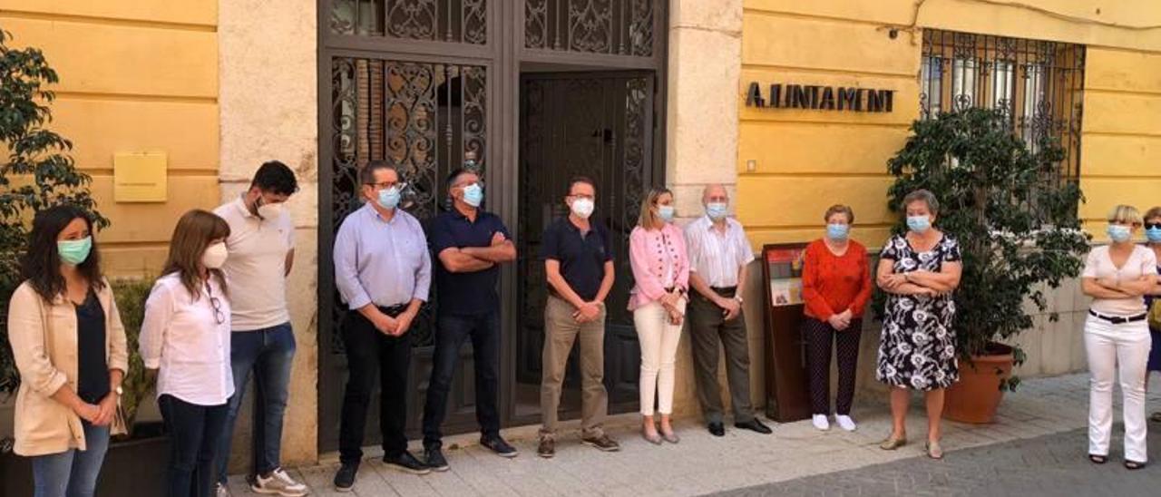 Castellón se suma al duelo por la crisis del coronavirus