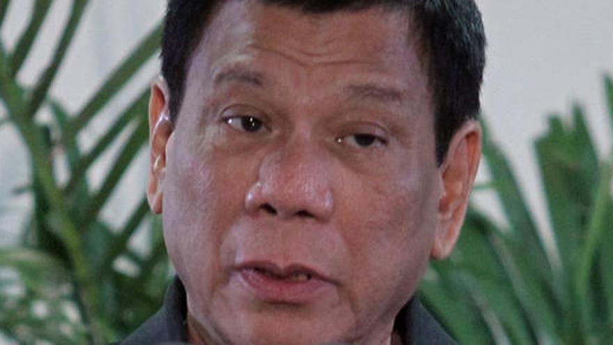 """Duterte: """"M'agradaria matar tots els drogoaddictes"""""""